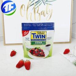 500 PEZZI MOQ personalizzato stampato flessibile congelato storta caffè PET Food Tè caramella snack frutta secca frutta secca semi cosmetici Stand up Sacchetto di plastica DOYPACK