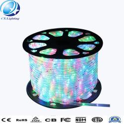 LED de luz da corda 220V Luz String Rainbow Luz Pátio de Natal decorativas