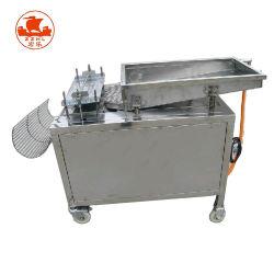 Pulizia della schiusa per la pelatura a uovo in acciaio inox industriale Macchina