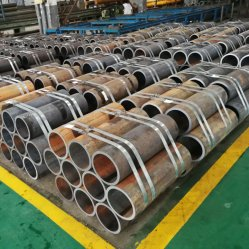 En 10305-1 E355 C45e E470 Ck45 20mnv6の風邪-引かれた継ぎ目が無い砥石で研がれた鋼管
