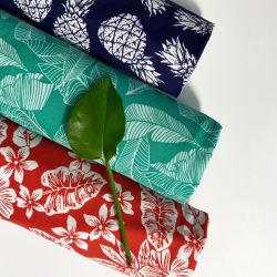 Красочные тканого удобные букет цветочных материалов ткань текстиль печатаются 100% хлопчатобумажной ткани