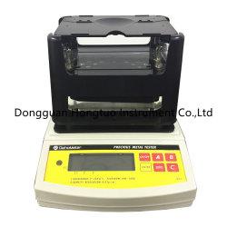 DH-300K DahoMeter 디지털 전자 금 순수성 시험 계기, 금 조밀도 미터, 금 캐럿 측정기 고품질