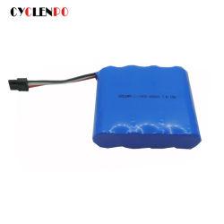 Venda por grosso de fábrica 7,4V 18650 4400mAh recarregável de iões de lítio bateria do laptop