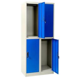 Diseño de Pupular Multi puertas armario armario Armario de acero para muebles de salón
