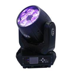 6X40W RGBW B-Eye индикатор зума промойте перемещение светового пучка света