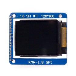 """Pouces TFT 1,8"""" spi Port série du module de l'écran LCD"""