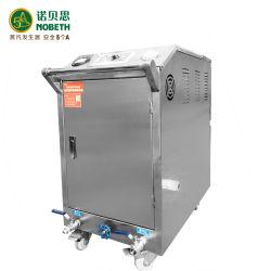 Bonne voiture électrique de la qualité de 12kw intérieurs et extérieurs Machine à laver la machine de lavage de voiture à vapeur mobile