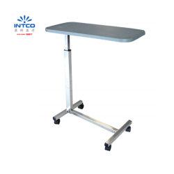 L'équipement médical réglable en hauteur Table à manger/Overbed tableau à l'hôpital