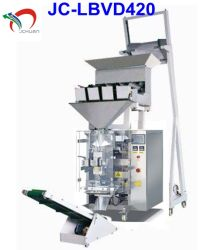 Plein de détergent en poudre verticale automatique Machine d'emballage de remplissage