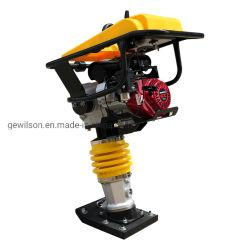 preço de fábrica vibratório construção calcado maço com motor Honda