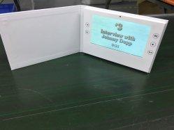 De Kleurendruk van Pantone van het Ontwerp van de douane LCD van 7 Duim de VideoPresentatie van de Kaart van het Scherm