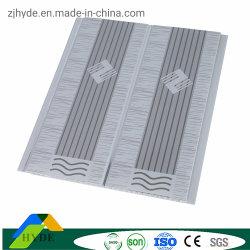 200*5mm de 6mm de 7mm rainure centrale de carreaux en plastique bon marché pour le plafond et mur Deciration