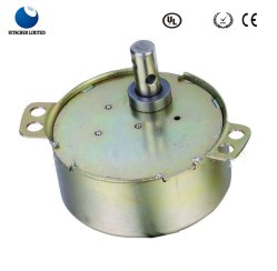 Alto motore sincrono elettrico 3-5W di coppia di torsione 49mm per l'indicatore luminoso/forno della fase