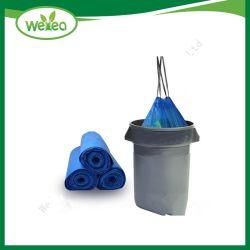 Big dessiner chaîne compostables parfumé de sacs à ordures en plastique PE