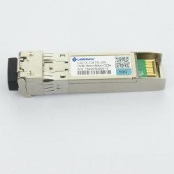 modulo compatibile del ricetrasmettitore dei DOM LC SMF di 3COM DWDM-SFP10g-39.76 10g DWDM SFP+ 100GHz 1539.76nm 40km