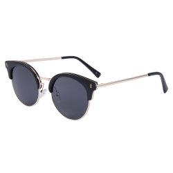 La lumière bleue Personalizar UV400 Ce style classique de la moitié des lunettes de soleil de châssis
