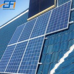Panel Solar de RV C Z PV Canal trapezoidal de montaje en soporte de montaje de aluminio