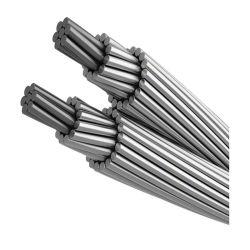 Passage de câble conducteur haute tension ACSR tous les conducteurs câble ACSR en alliage aluminium Liste de Prix Spécifications ACSR AAAC Conducteur câble avec la norme ISO9001