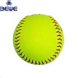 カスタム印刷のEco PVC革12インチのソフトボールの球