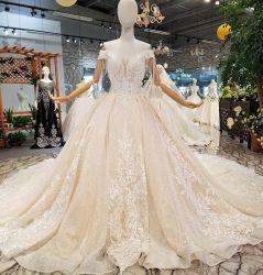 [غليستّر] [بلّ غون] [أبّليقوس] شريط تول عرس بلّوريّة ثوب زفافيّ [إ116]