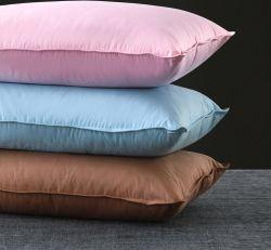 폴리에스테 충전물을%s 가진 Microfiber 연약한 단단한 누비질된 베개