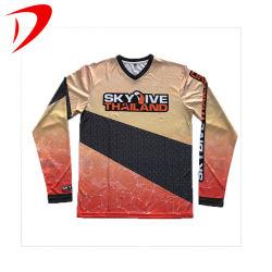 Equipo completo de ropa deportiva profesional más reciente sublimación personalizado Dri FIT Slim Drivingsky camisetas
