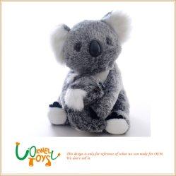 사탕 장난감이 주문 견면 벨벳 장난감 박제 동물 코알라 오스트레일리아 동물에 의하여 농담을 한다