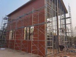 복합 절연 보드 금속 사이딩 라미네이트 보드 절연된 벽 사이딩