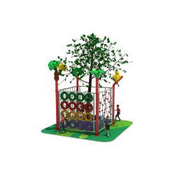 Parque de Diversões Crianças Piscina Escalada Corda de redes de estrutura de parede
