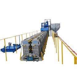 Machines van het Comité van de Muur van de Sandwich van het cement de Samengestelde