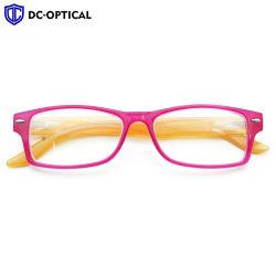 女性の目の注入のプラスチック読書光学ガラス