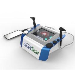تقنية Tecar الذكية عالية القدرة REt Monopolar RF Spy Limming الماكينة