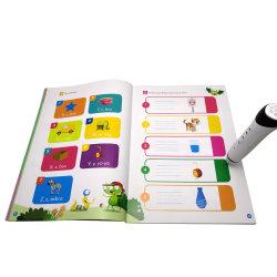 De Engelse het Leren van het Alfabet Woorden die van de Boekenkennis van het Speelgoed Abc- Pen lezen