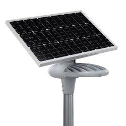 Zonne-energie LED waterbestendig voor buiten IP66 IP65 Garden Flood Integrated All In één 60W 120W High Lumen Street Light