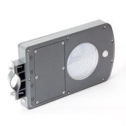Sensore infrarosso industriale Integrated della batteria di litio di illuminazione di Topolo esterno tutti agli indicatori luminosi di una via solari del LED
