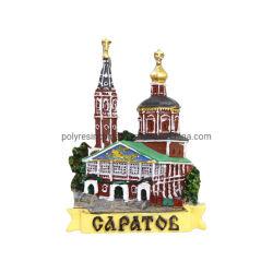 De Russische Volks het Schilderen van de Ambachten van de Kunst Met de hand gemaakte Giften van de Herinnering