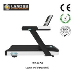 Fitness Commercial Motorized Laufband 3HP Motor 21,5 Zoll LCD Touch Angezeigt