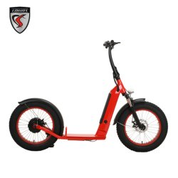 48 V 14 ah Elektrische Scooter 500 W Elektrische Scooter Mountain Electric Scooter Fat E Scooter