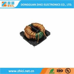 Gran cantidad de inducción personalizada Gcl Bobina de cobre, cable Inductor de núcleo de aire bobina magnética