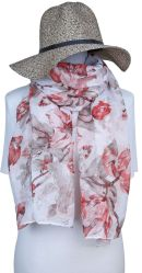 Аксессуары для дам пляж длинной шарфы закрывается печатной головки шаль леди мода глушитель моды пружину легких мягких Шаль для женщин с серебристой пряжи