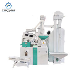 15-20t/D de hete Machine van de Rijstfabrikant van de Verkoop Volledige Voor Industriële Rijst