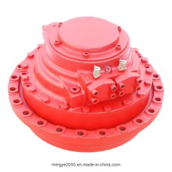Unidades Hagglunds CA CB de alto torque e baixa velocidade do Motor hidráulico radial de pistão