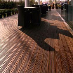 10% korting op waterbestendige tuin met gecarboniseerde kleuren en dikte van 18 20 mm voor buiten Bamboo-vloeren