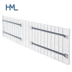 Хранение документов долговечный металлический провод сетки в открытую террасу с поддоном для установки в стойку