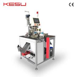 Allgemeiner Typ automatische Wegwerfschablonen-Maschinen-Gesichtsmaske Earloop Ultraschallschablonen-Punktschweissen-Maschine