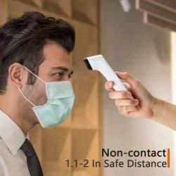 의무보급 아기 적외선 LCD 디지털 Bluetooth 기능 바디 몸의 접촉이 없는 IR 성숙한 적외선 온도계