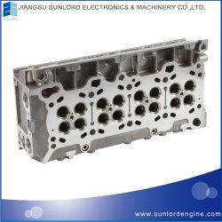 TS16949/ISO9001 規格 FL912 ドイツディーゼルエンジン用鋳造シリンダヘッド