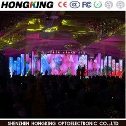Die im Freienbessere qualität IP67 imprägniern Bildschirmanzeige P5 Pantallas LED