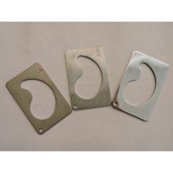 Personalizar forja fria vaso de estamparia de metal de aço do abridor do sulcador do vaso de pressão