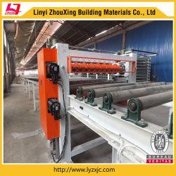 Bouw van een Gypsum-papierkaart productielijn voor machines